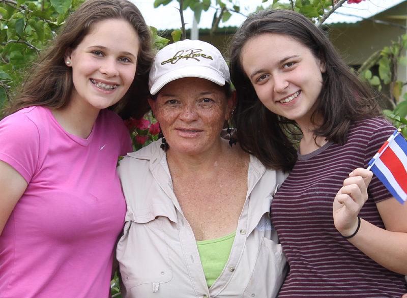 Voyage de groupe au Costa Rica
