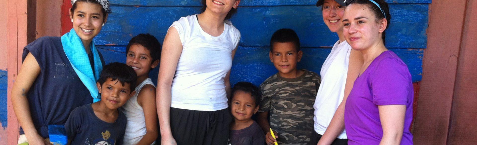Expérience de groupe au Nicaragua!