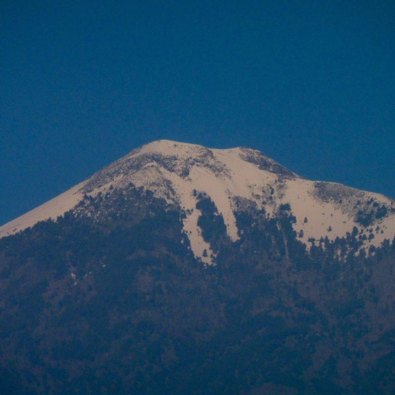 Immersion culturelle, travail communautaire et neige au Guatemala!