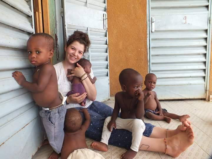 Témoignage d'une stagiaire en orphelinat au Burkina Faso