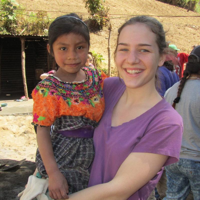 Inscription au Programme de groupe Découverte au Guatemala de cet été