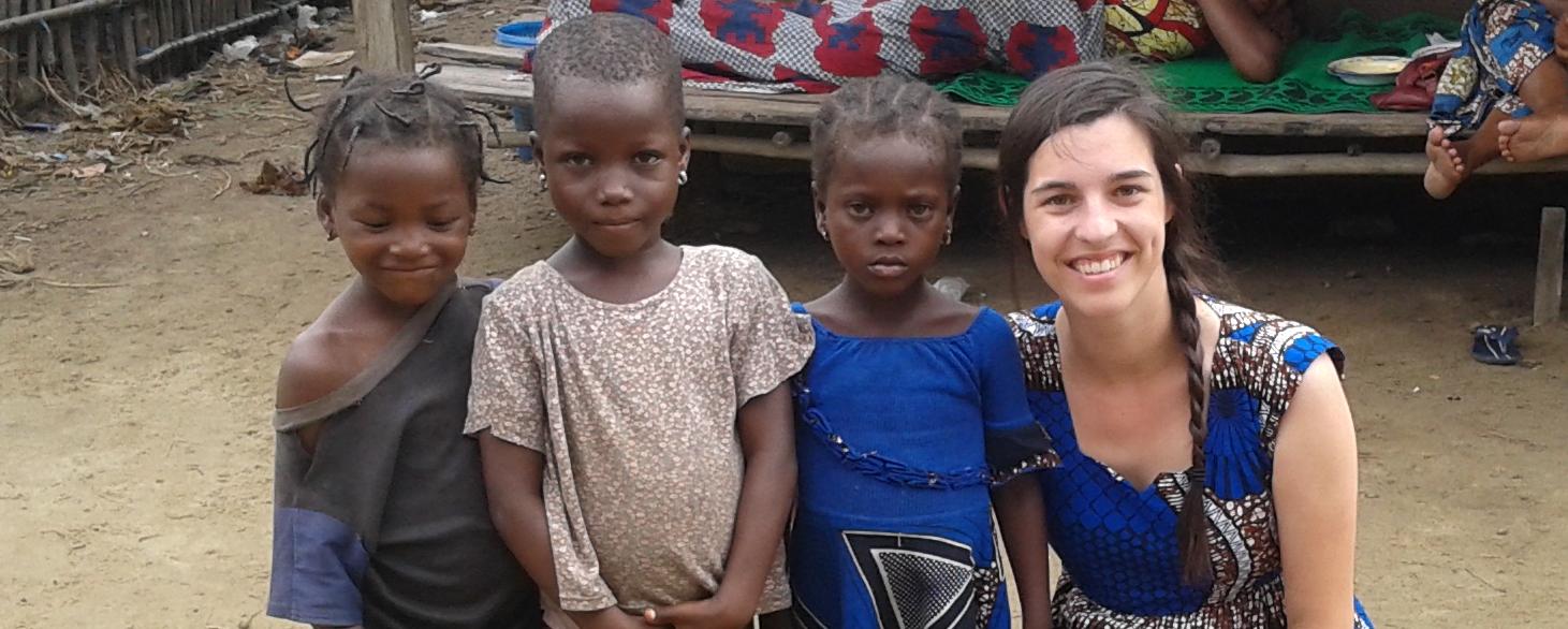 Témoignage de Thomas, stagiaire en santé au Bénin