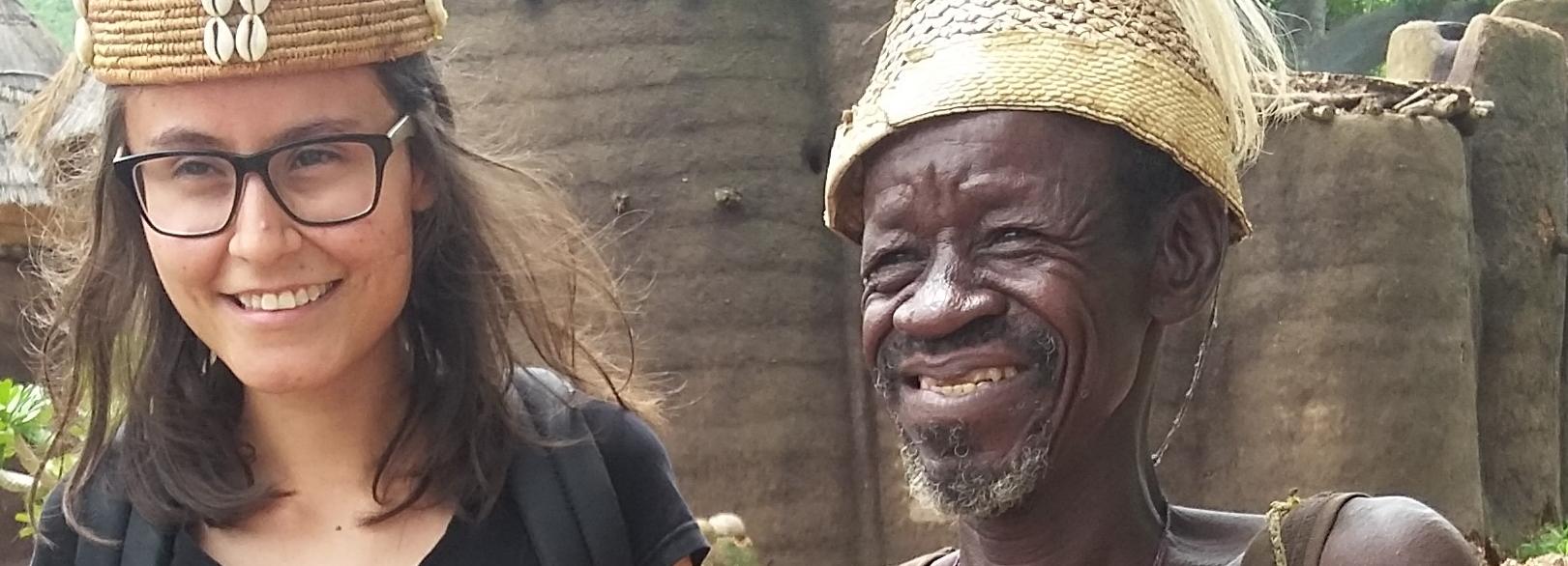 Travail bénévole en orphelinat, l'expérience de Karelly au Togo