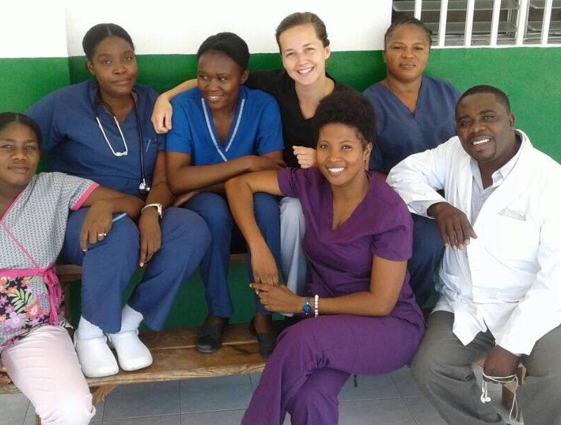 Témoignage de Claudia, stagiaire en Haïti