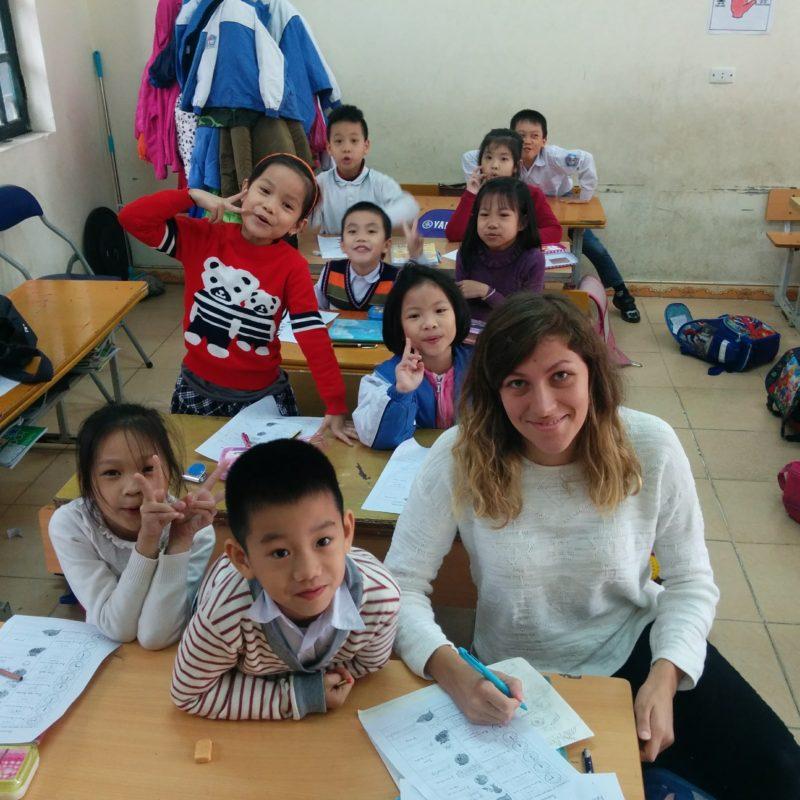 Offre de stage rémunéré – Enseignement du français au niveau primaire ou secondaire au Vietnam – 1er septembre 2019 au 1er janvier 2020