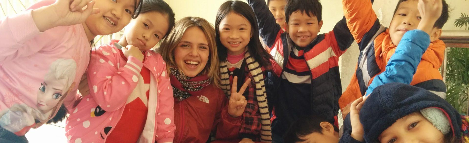 Geneviève en Asie – le Vietnam