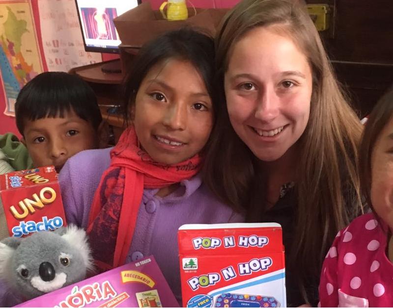 Témoignage d'Émilie, stagiaire au Pérou
