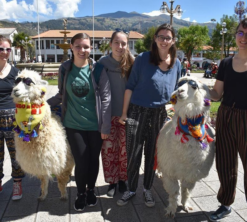 Un stage de gang au Pérou pour quatre amies- Témoignage de Victoria