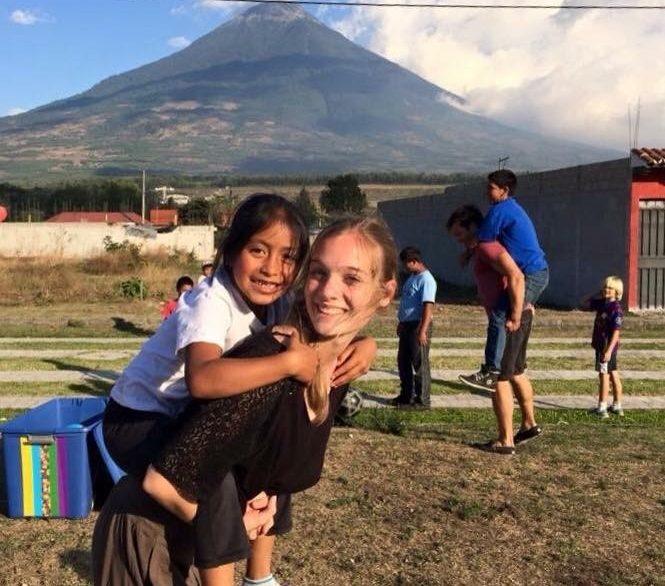 4 ans après mon premier stage d'implication communautaire au Guatemala…