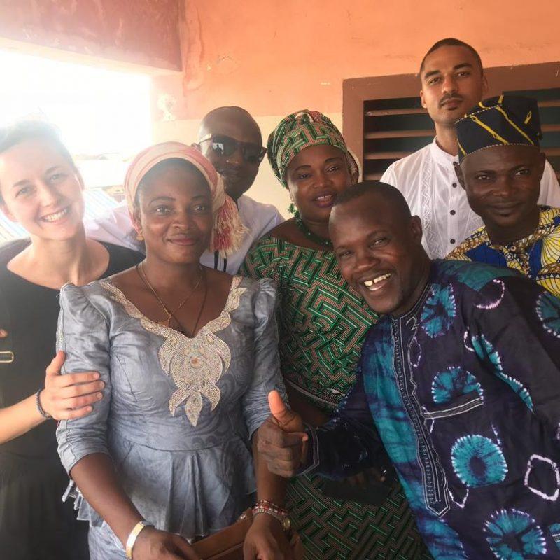 Témoignage de Claudia, Stagiaire au Bénin