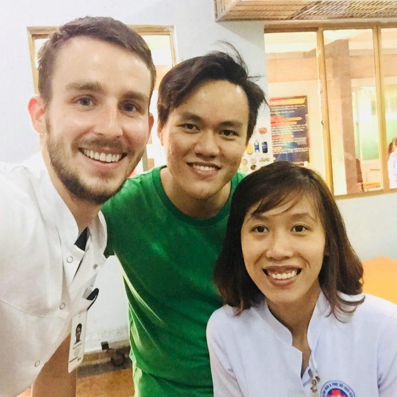 Témoignage de Nicolas, stagiaire au Vietnam