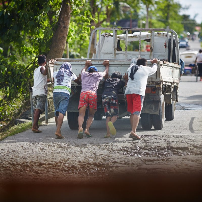 Une solidarité locale et internationale