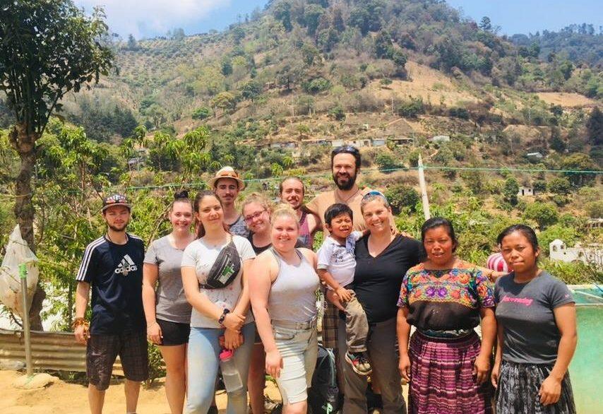 Témoignage d'Alex, stagiaire au Guatemala