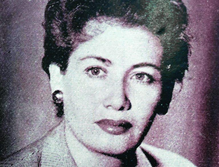 Lidia Gueiler Tejada – Bolivie